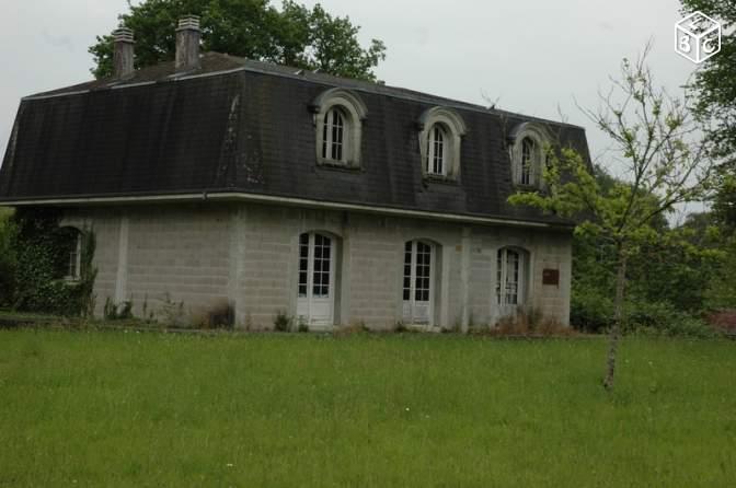 Maison terminer sur grand terrain 10kms limoges for Terrain limoges
